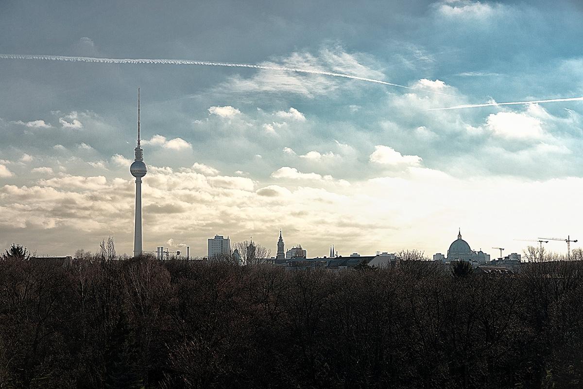 Berlin - Outdoor Aufnahmen - Freie Arbeiten